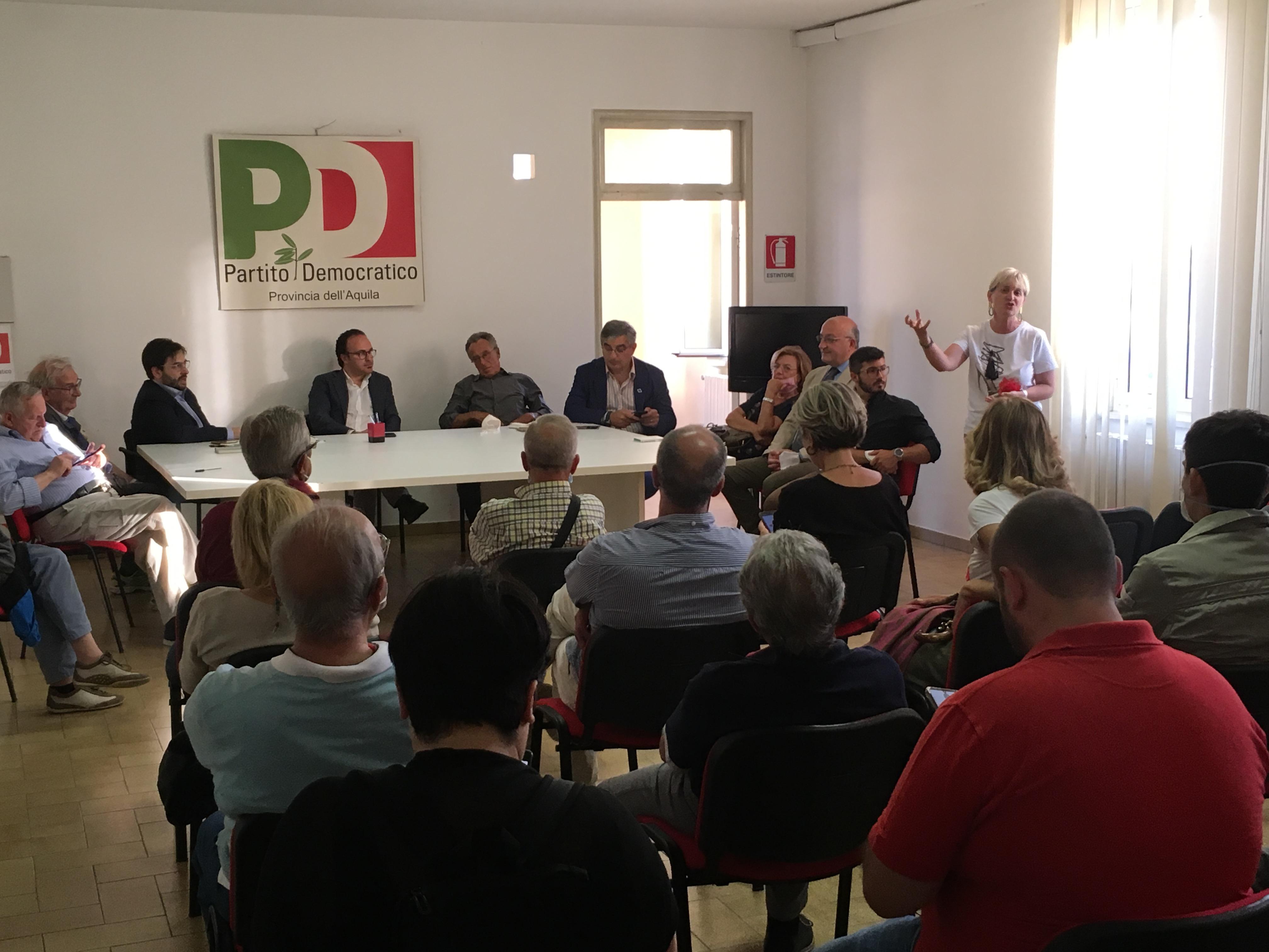 Assemblea del PD: ufficiale accordo con coalizione civica dell'Avv. Babbo